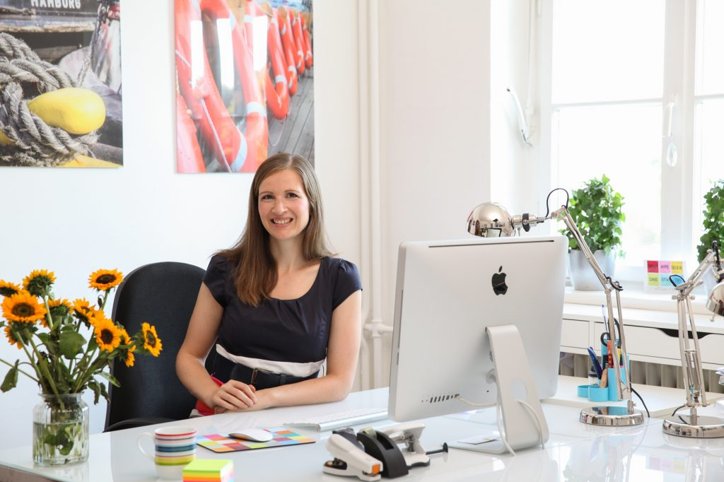 KommunikationsKontor - Buxtehude - Beraterin - Daniela Schubert