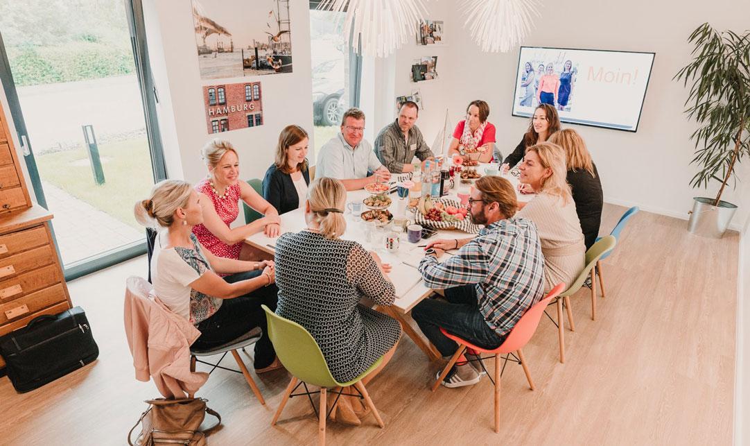 KommunikationsKontor - Buxtehude - Konferenzraum