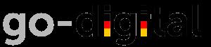 KommunikationsKontor - Buxtehude - Birte Christiansen - BMWi go-digital Logo